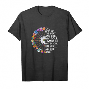 Buy Now Oh Give Me The Beat And Free My Soul I Wanna Get Lost In You Unisex T-Shirt