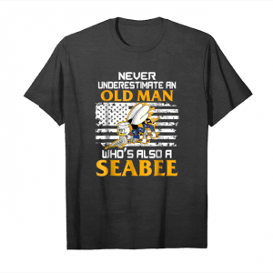 Buy Now Navy Seabee Veteran T Shirt Unisex T-Shirt