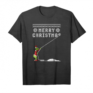 Order Merry Christmas Grinch Ugly Sweater Tshirt Unisex T-Shirt