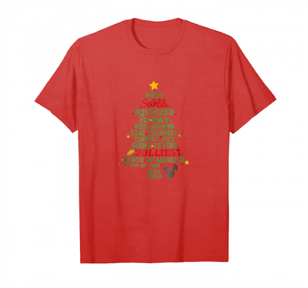 Get Now Jolliest Bunch Of Assholes Sweater Merry Christmas Unisex T-Shirt