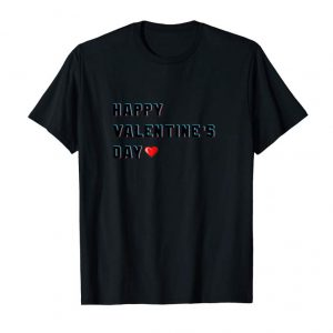 Get Now Happy Valentine's Day T-Shirt - The Perfect Gift!