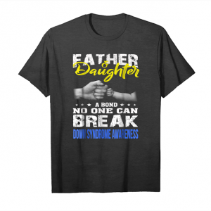 Trends Father & Daughter, Down Syndrome Awareness T Shirt Unisex T-Shirt