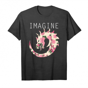 Buy Now Fantasy Dragon Imagine T Shirt Funny Gift For Dragons Fans Unisex T-Shirt