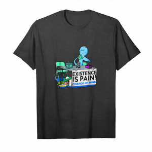 Trending Existence Is Pain Change My Mind T Shirt Unisex T-Shirt