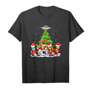 Order Now Christmas U2 Band Shirt Unisex T-Shirt