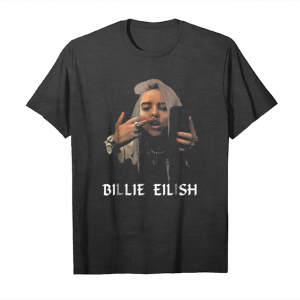 Get Now Christmas Fun Billie Lover Eilish Music Shirt Fan Cool Gift Unisex T-Shirt