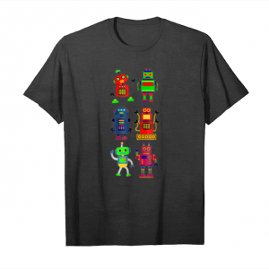 Buy Battle Bots Robot Robotics T Shirt Unisex T-Shirt