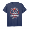 Cool 'chicago Bears Nfc North Division Champion 2018 Playoffs  Unisex T-Shirt