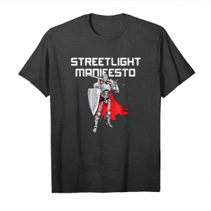 Get Now We All So Love Streetlight Show T Shirt 2018 Cool Manifesto_3 Unisex T-Shirt
