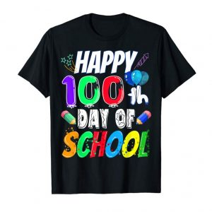 Order Now Happy 100th Day Of School Shirt 100 Days Of School Teacher