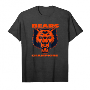 Buy North Champions 2018 Bears T Shirt_1 Unisex T-Shirt