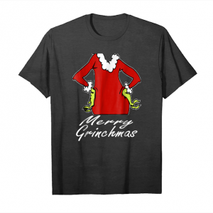 Trending Merry Grinchmas Shirt Great Ugly Christmas Gift For All Unisex T-Shirt
