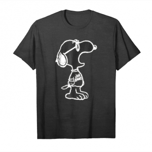 Trending Men Kaws X Peanuts Short Sleeve Graphic T Shirt Unisex T-Shirt