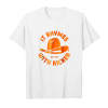 Order It Rhymes With Kicker Shirts Unisex T-Shirt