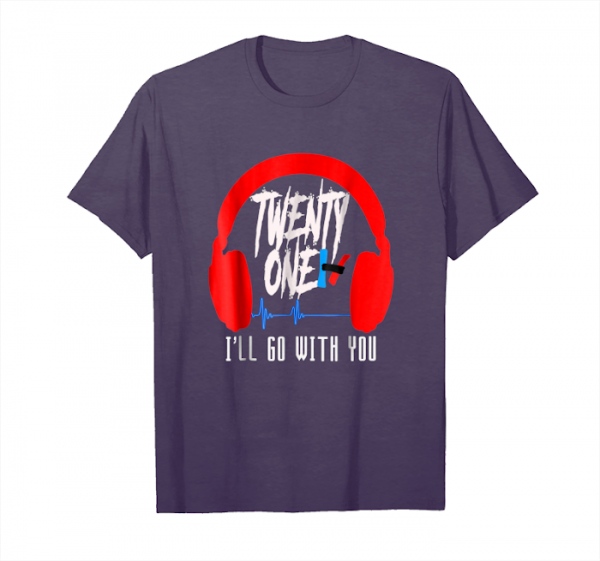Order I'll Go With You Pilots Shirt   Twenty One Awesome T Shirt Unisex T-Shirt
