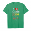 Buy Now I Love Anime But Jesus Always Comes First Shirt Unisex T-Shirt
