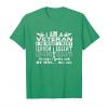 Get I Am A Veteran I Do What I Want When I Want T Shirt Gift Unisex T-Shirt