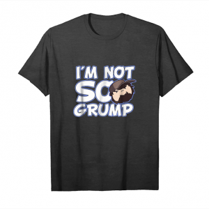 Order Now Funny Game Grump I'm Not So Grump T Shirt Unisex T-Shirt