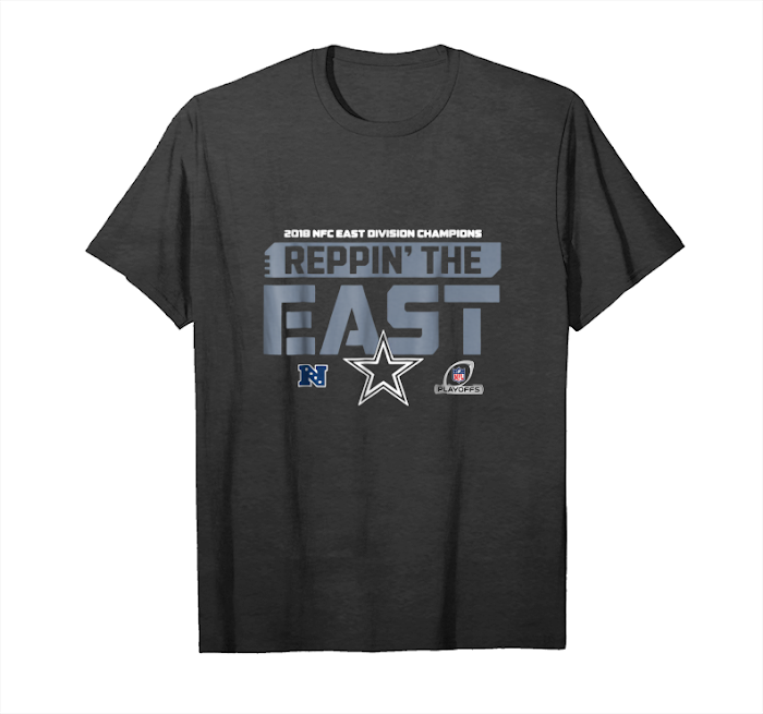Cool Dallas 2018 Nfc East Division Champions Cowboys Reppin E Unisex T-Shirt