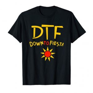Order DTF Down To Fiesta Tshirt Captain Holts Brooklyn 99 T-Shirt