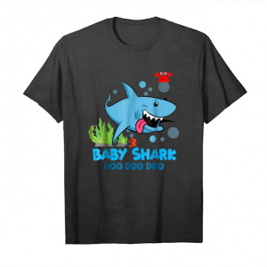Get Now Baby Shark Shirt Doo Doo Cute Gift From Daddy Mommy Unisex T-Shirt