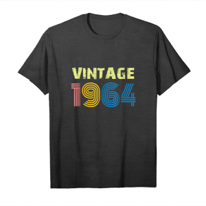 Get Now 54th Birthday Gift Vintage 1964 Year T Shirt Unisex T-Shirt