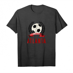 Order Now Vintage Atlanta Soccer T Shirt Fc United Fan Sport Gift Unisex T-Shirt