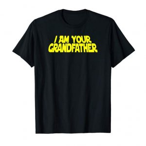 Order Mens I Am Your Grandfather T-Shirt | Grandpa To Be Shirt