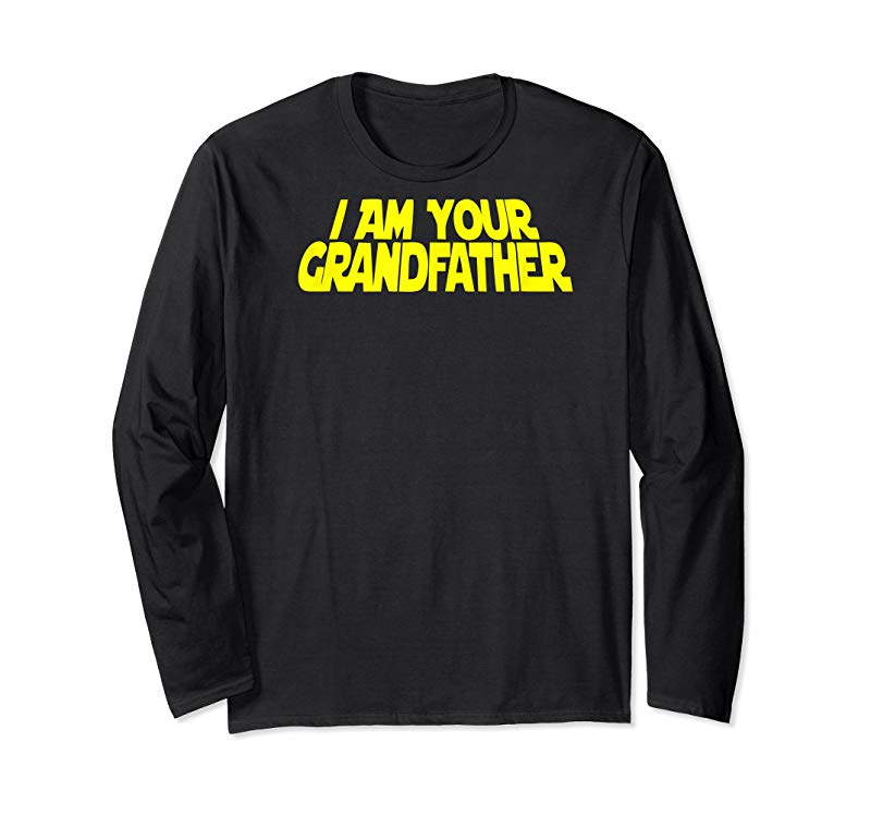 2626634a Order Mens I Am Your Grandfather T-Shirt | Grandpa To Be Shirt ...