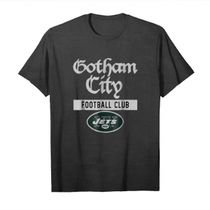 Get Now New York Jets Gotham City Football Club T Shirt Offical Unisex T-Shirt