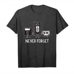 Trending Never Forget Sarcastic Graphic Music Novelty Funny T Shirt Unisex T-Shirt