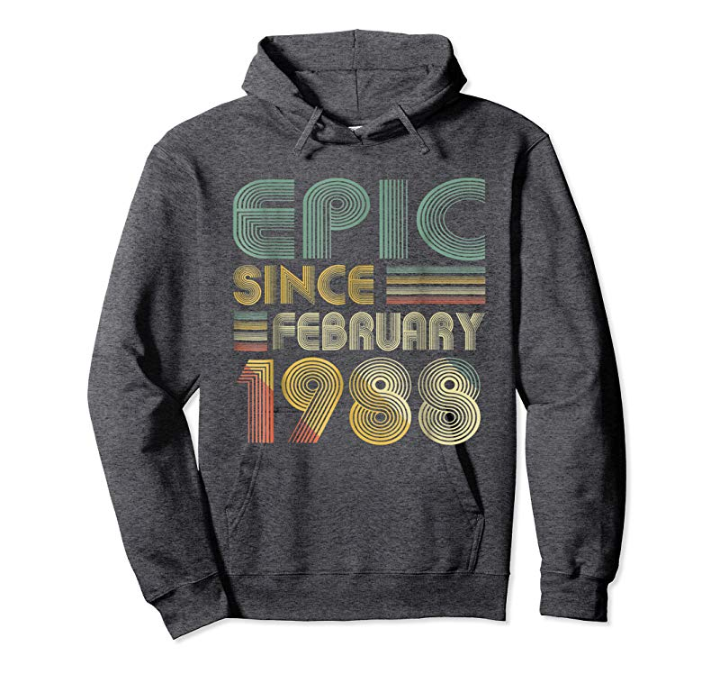 Buy Now February 1988 Shirt 31 Years 31st Birthday Decorations