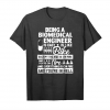 Cool Biomedical Engineering Tshirt Great Gift For Chemistry Lover Unisex T-Shirt