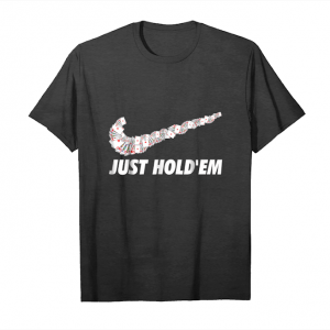 Get Just Hold'em Poker T Shirt Unisex T-Shirt