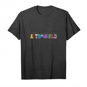 Buy Cool Astroworlds T Shirt Hip Hop Tee Unisex T-Shirt