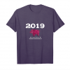 Buy 2019 Year Of The Pig T Shirt Unisex T-Shirt