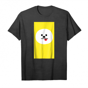 Buy Now Chimmy Face T Shirt   Perfect Gift For Chimmy Bt21 Fans Unisex T-Shirt