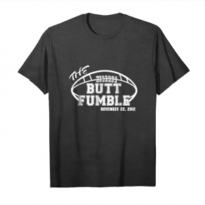 Buy Butt Fumble Funny Football Playbook T Shirt Unisex T-Shirt