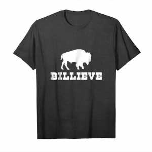 Buy Bills Mafia Billieve Shirt   Gift For Buffalo Fans Unisex T-Shirt