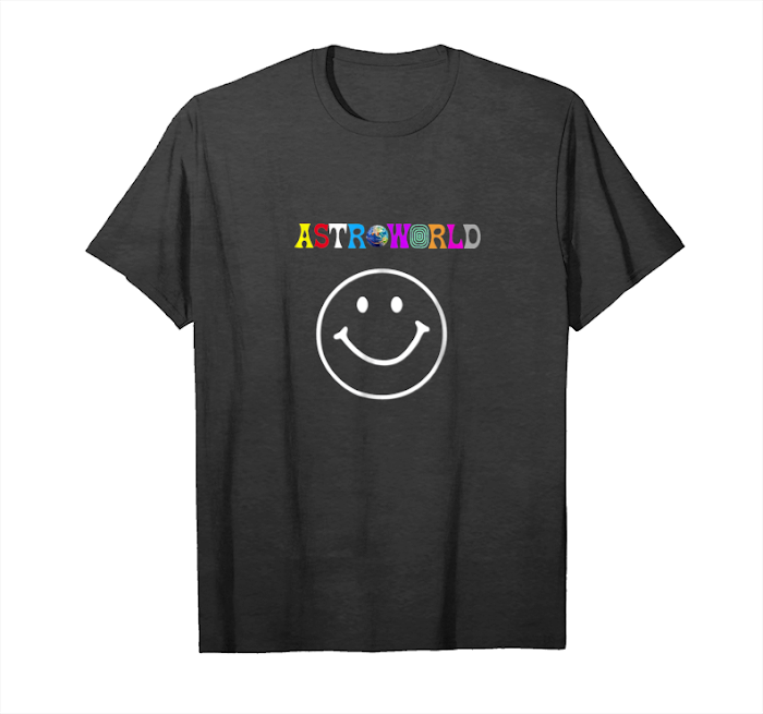 Buy Now Astroworld Travis Scott Shirt Unisex T-Shirt