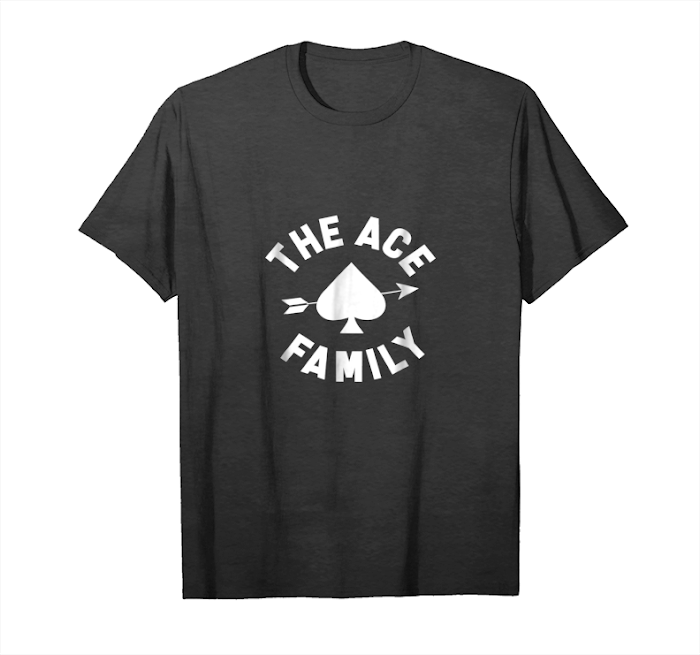 Trends The Ace Family Logo Tee T Shirt Tee S Shirt Unisex T Shirt Tees Design