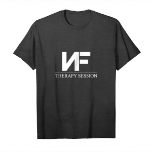 Trends Tee Nf Therapy Session T Shirt Unisex T-Shirt