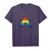 Order Now Lgbt Ally Rainbow Gay Pride Flag Shirt Unisex T-Shirt