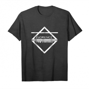 Order Now Florence And The Machine Logo Indie Tshirt Unisex T-Shirt