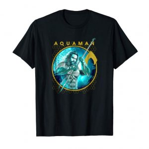 Buy Aquaman Movie Trident Of Neptune T Shirt