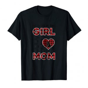 Trending Womens This Girl Who Kinda Stole My Heart She Calls Me Mom Tshirt
