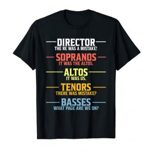 Get Now Director There Was A Mistake Sopranos It Was The Altos Shirt