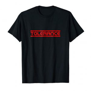 Trending Tolerance Red Font Graphic T-Shirt, Be Kind Shirt