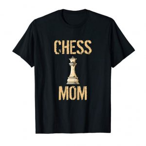 Trends Womens Womens Chess Mom Club Team Tournament Game Women T Shirt Tee