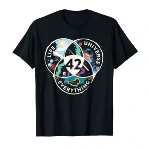 Buy Now 42 The Answer To Life The Universe And Everything Tshirt
